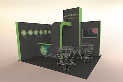 Modular Exhibition Stand Uk : Modular exhibition stands elm uk