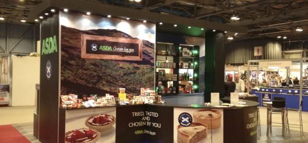 ASDA Exhibition Stand Hire 2