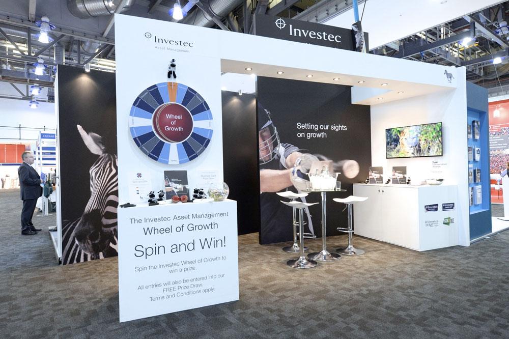Big Exhibition Stand : Exhibition stand ideas best designs elm uk