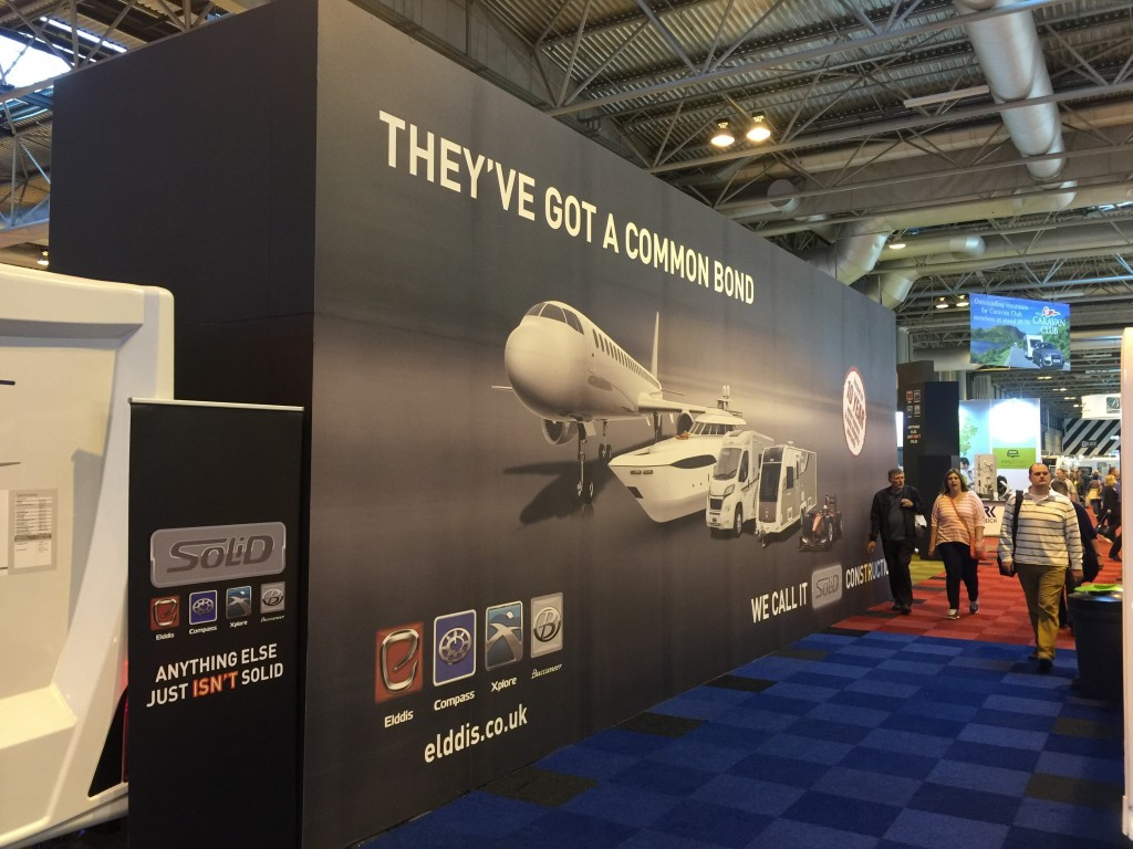 Exhibition Stand Guide : Elm exhibition graphics an essential guide