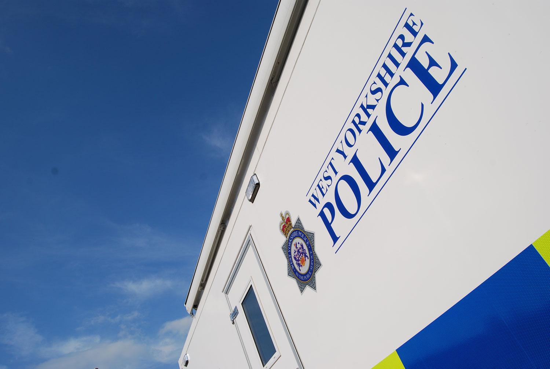 west yorkshire police vehicle signage