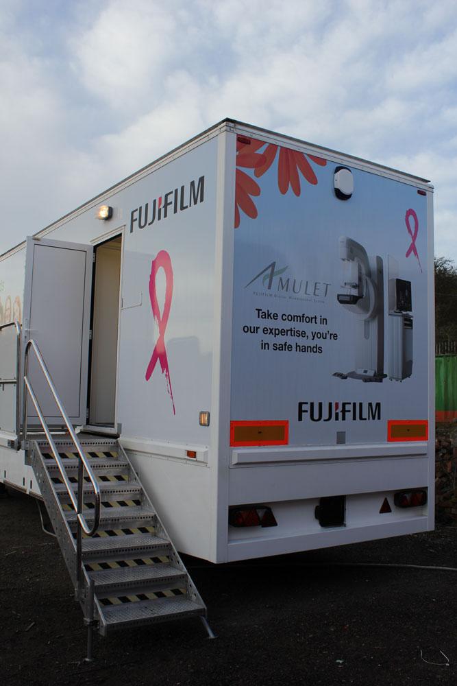 fujifilm breast screening
